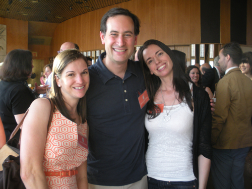 Sarah Dessen, David Levithan, Susane Colasanti