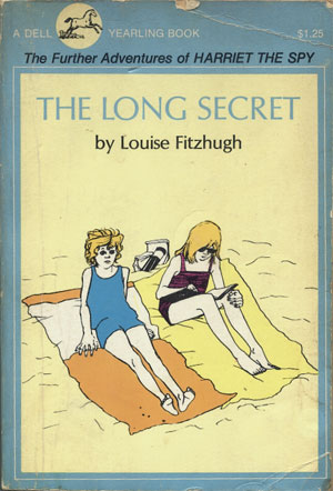 The Long Secret by Louise Fitzhugh