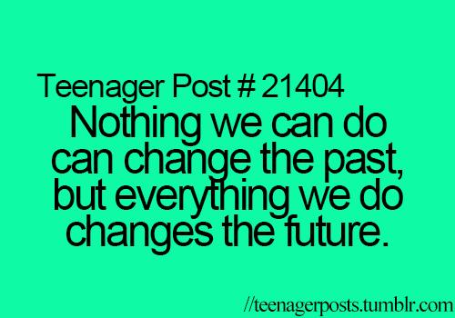 teenagerposts, the future