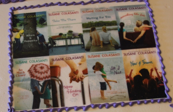 Teen novels by Susane Colasanti