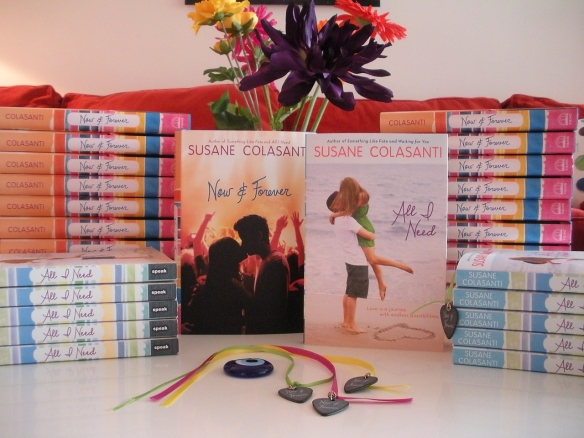 Now and Forever and All I Need by Susane Colasanti