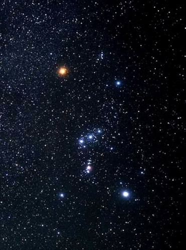 Orion, constellation