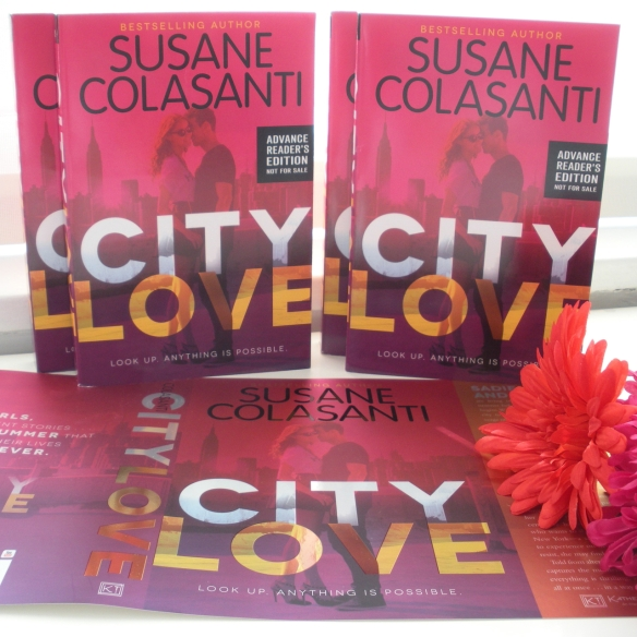 City Love by Susane Colasanti