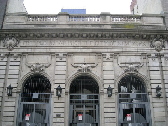 Free Public Baths of the City of New York