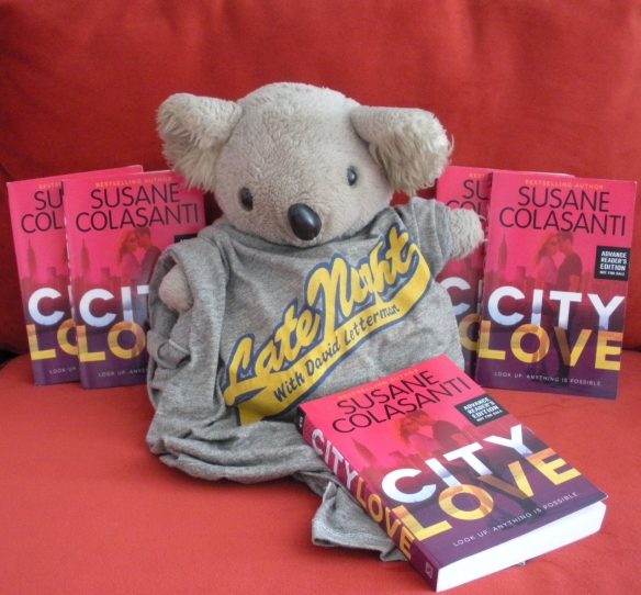 City Love by Susane Colasanti with Chez