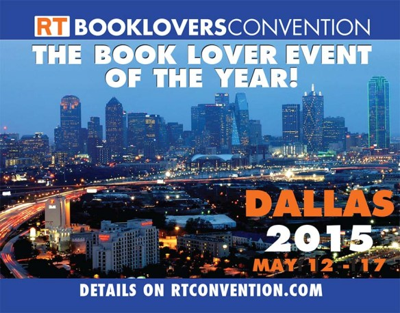 RT Booklovers Convention 2015