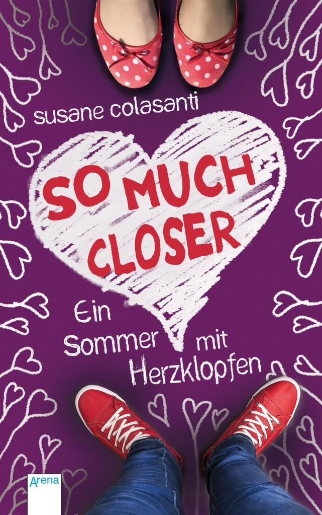 So Much Closer by Susane Colasanti, German edition