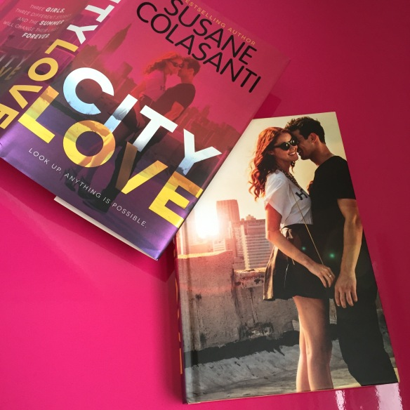City Love by Susane Colasanti hardcover