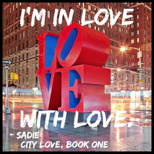 Sadie, City Love by Susane Colasanti