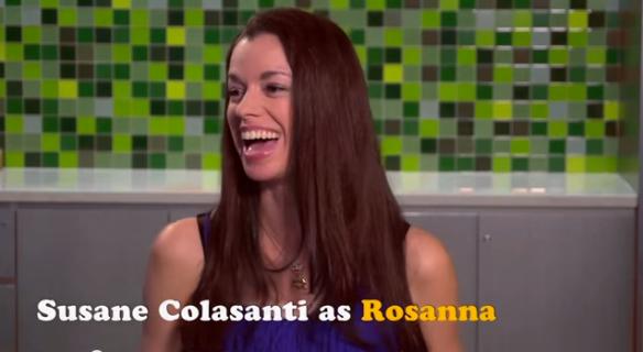 Susane Colasanti as Rosanna Tranelli