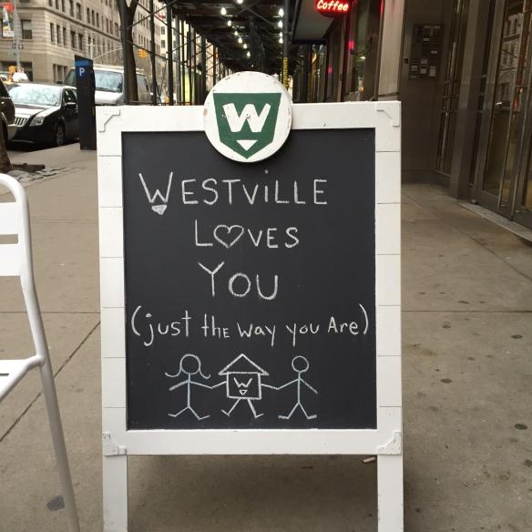 Westville loves you