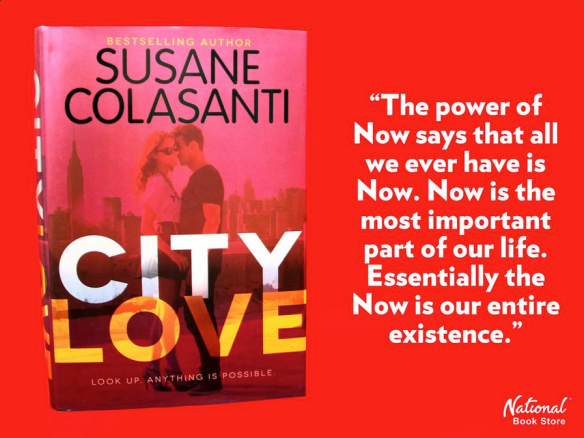 City Love by Susane Colasanti quote