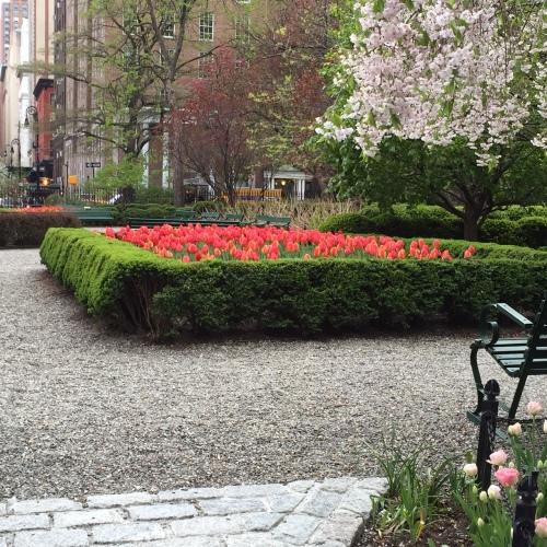 Gramercy Park, Spring 2015