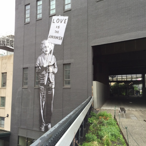 The High Line, Love Is the Answer