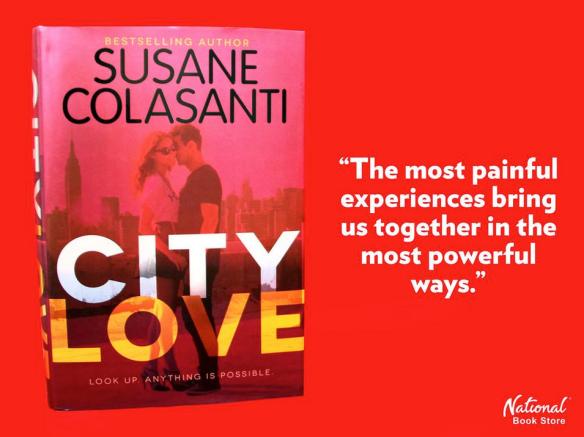City Love by Susane Colasanti quote
