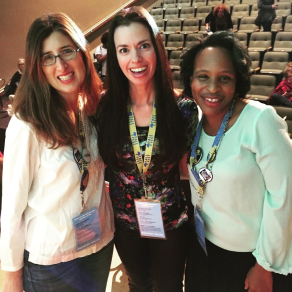 Carolyn Mackler, Susane Colasanti, and Nicola Yoon