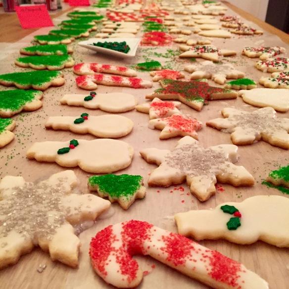 Susane Colasanti's Christmas Cookies 2015