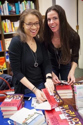 Ronni and Susane, photo by Wanda Lotus