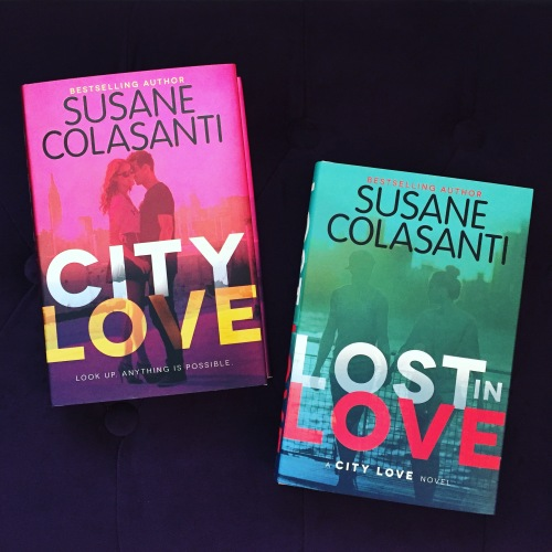 City Love and Lost in Love by Susane Colasanti