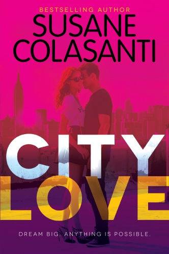 City Love by Susane Colasanti paperback