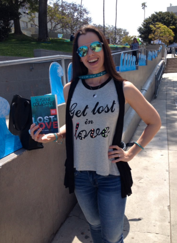 Susane Colasanti at YALLWest 2016