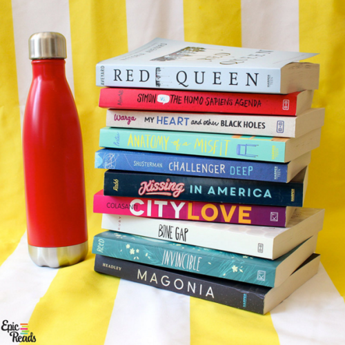 Epic Reads Summer Reading Prize Pack