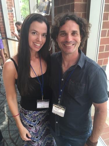 Susane Colasanti and Michael Giller, Read Up 2016