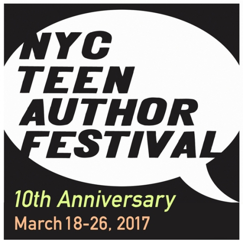 NYC Teen Author Festival 2017
