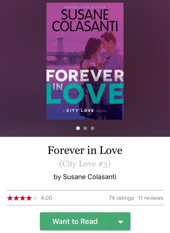 Forever in Love by Susane Colasanti on Goodreads