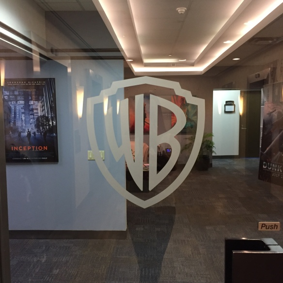 Susane Colasanti at Warner Bros.